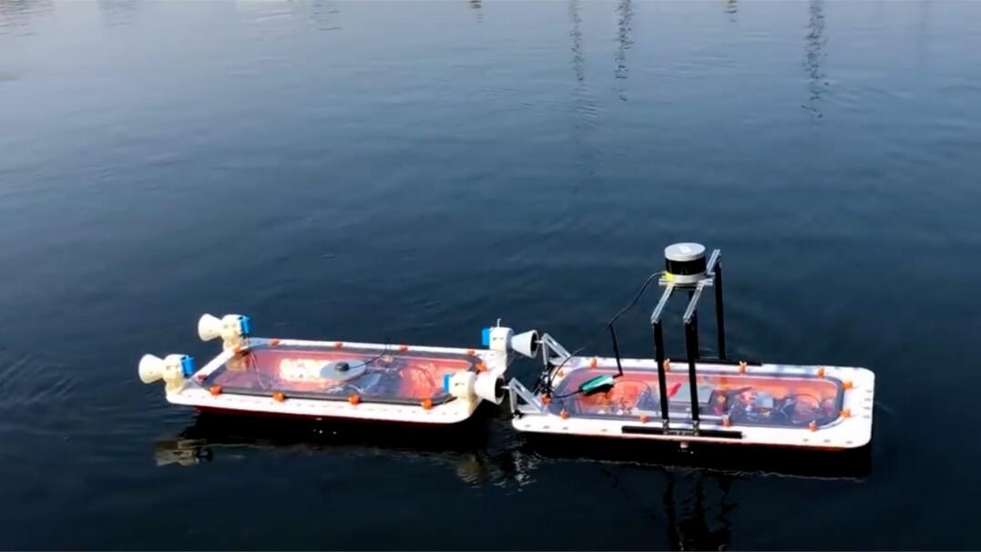 Były autonomiczne samochody, teraz czas na łódki