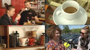 Warszawa 3 razy droższa niż Rzym? Szukamy espresso za 1 euro