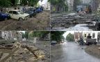 Woda zniszczyła drogi w Odessie