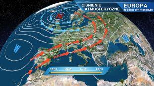 Peter będzie rządził Pogodą w Polsce