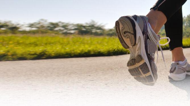 Chcesz zacząć biegać? Zbadaj swoją stopę