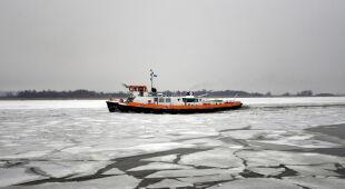 Lodołamacze wypłynęły do akcji na Wiśle, Odrze, Pilicy i Dunajcu