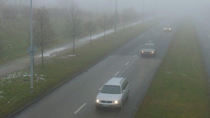 Mgły osadzające szadź. Ostrzeżenia IMGW